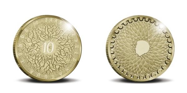 50 jaar wereld natuur fonds Nederlandse Euromunten.nl   10 Euro Goud 2011   50 Jaar Wereld  50 jaar wereld natuur fonds